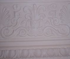 Plaster Cast Pattern: Click to enlarge